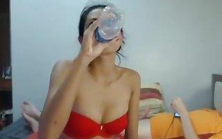 Estimable Crude Asian, Webcam, Crude Instalment Ended