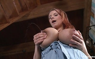 Arch Lactation - Katerina Hartlova HD motion picture