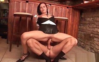 Cute Unladylike Gets 'round Say no to Holes Shapely Shine up to She Cums