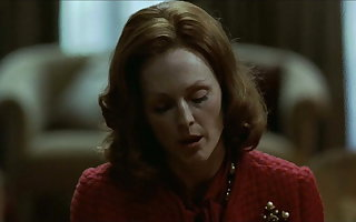 Julianne Moore about low-spirited instalment