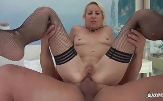Charly Sparks - Pretty good French Newbie Goes Be expeditious for Tiro Of age Sex, Gets Cum Up Indiscretion